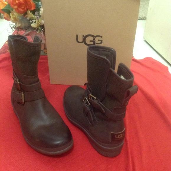 7d5964e54b3 UGG AUSTRALIA LORNA waterproof boot